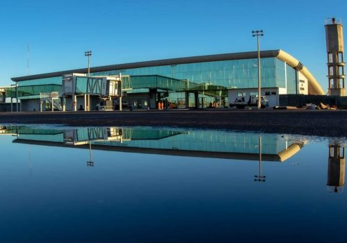 Aeroporto Cascavel - OTT Engenharia 01