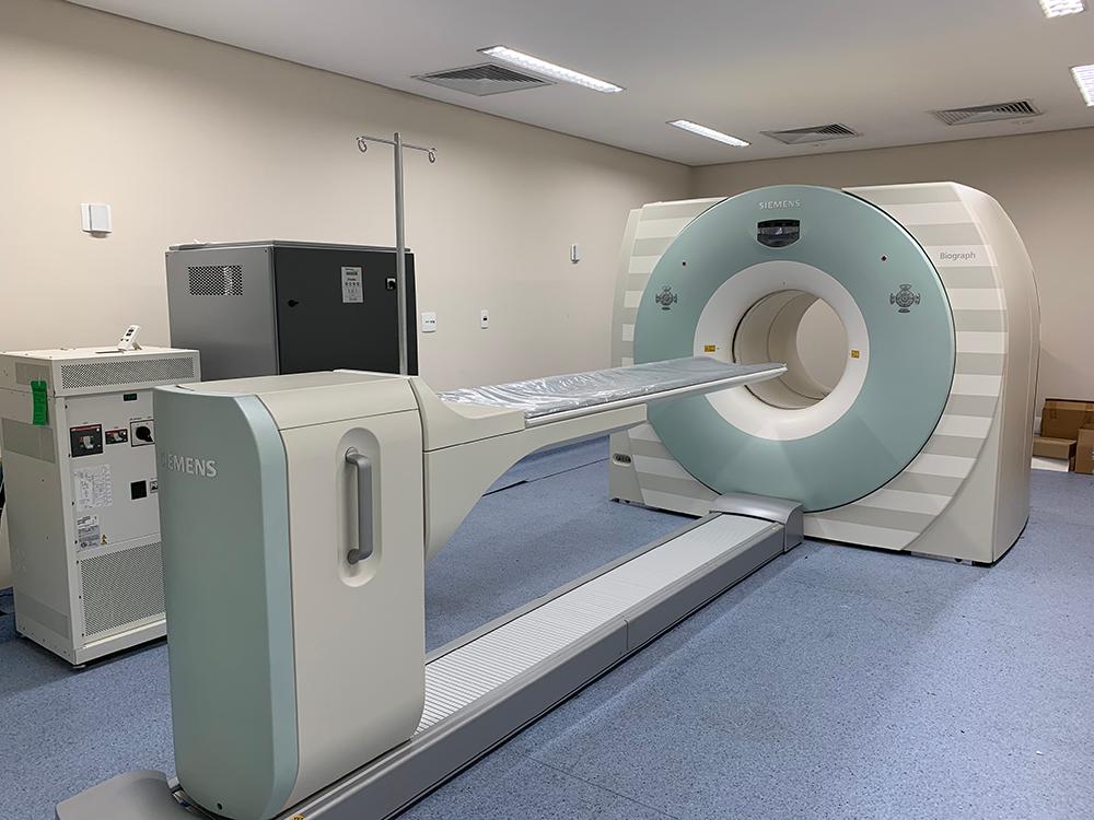 Hospital de Clínicas - PET CT